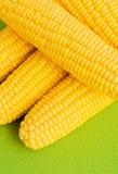 Corn on cob Royalty Free Stock Photo