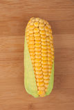 Corn in cob Royalty Free Stock Photo