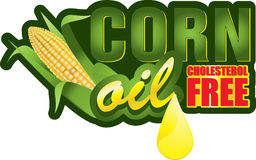 Corn cobs Stock Image