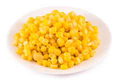 Corn conserve Royalty Free Stock Photos