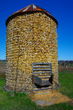 Corn Crib Stock Images