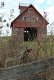 Corn Crib Royalty Free Stock Images