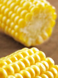 Corn cubes Royalty Free Stock Image