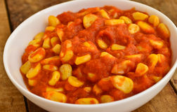 Corn Curry Stock Images