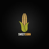 Corn design background Stock Photo