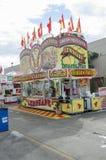 Corn Dog Fair Booth Stock Photography