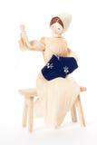 Corn doll. Royalty Free Stock Image
