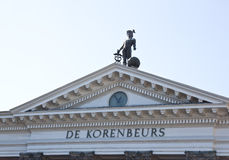 Corn Exchange Building, Groningen, the Netherlands Royalty Free Stock Photography