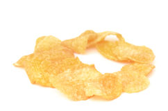 Corn flake Stock Image