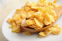 Corn flake Royalty Free Stock Images