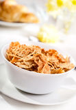 Corn flakes Royalty Free Stock Images