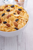Corn Flakes Stockbild