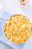 Corn Flakes lizenzfreies stockbild