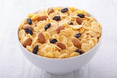 Corn Flakes stockfotografie