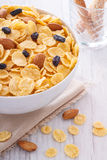 Corn Flakes Lizenzfreie Stockfotos