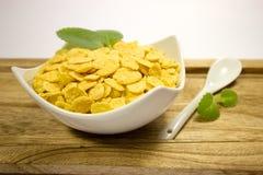 corn-flakes Lizenzfreies Stockfoto