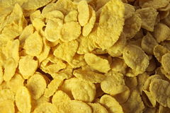 Corn-flakes. Royalty Free Stock Images