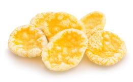 Corn flakes Royalty Free Stock Photos