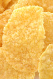 Corn flakes macro Stock Photos