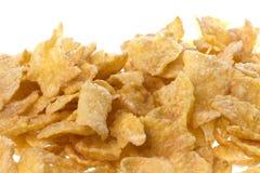 Corn Flakes Macro Royalty Free Stock Images