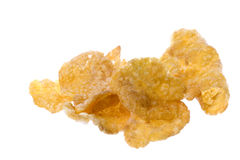 Corn Flakes Macro Stock Image