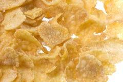 Corn Flakes Macro Stock Photography