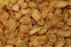 Corn- Flakesbeschaffenheit Lizenzfreie Stockbilder