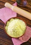 Corn flour Stock Images