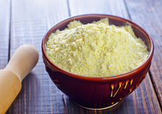 Corn flour Royalty Free Stock Photography