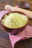 Corn flour Stock Image