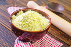 Corn flour Stock Photos