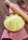 Corn flour Royalty Free Stock Photo
