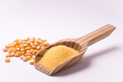 Corn flour stock images