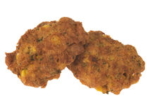 Corn Fritters Royalty Free Stock Image