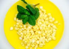 Corn grain Stock Photography