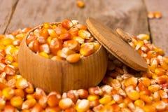 Corn grains Royalty Free Stock Photo