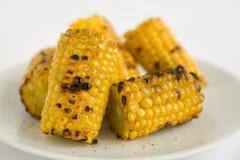 Corn Grilled Stock Photos