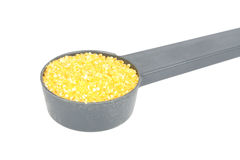 Corn grits Royalty Free Stock Photo