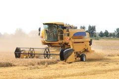 Corn harvester Royalty Free Stock Photos