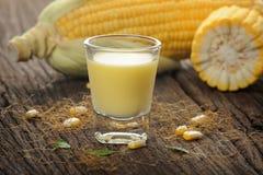 Corn juice Stock Photos