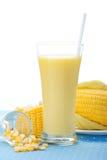 Corn juice Stock Image
