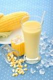 Corn juice Royalty Free Stock Photography