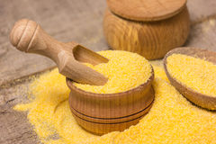 Corn meal Royalty Free Stock Images