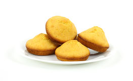 Corn muffins Stock Images