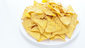 Corn Nachos Stock Photos