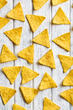 Corn nachos Royalty Free Stock Photos