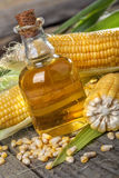 Corn oil Royalty Free Stock Photography