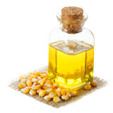Corn oil Royalty Free Stock Images