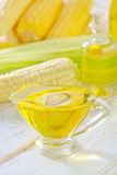 Corn oil Royalty Free Stock Image