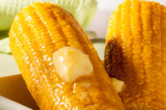 Free Corn On The Cob Stock Image - 39440641